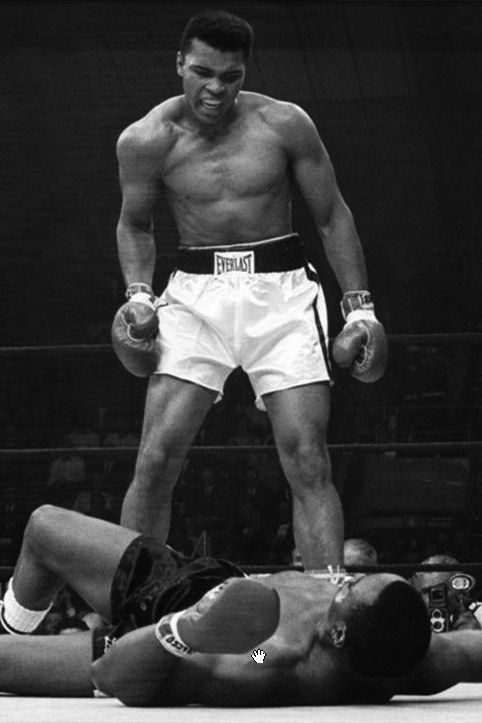 Unknown Muhammad Ali