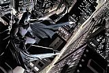 Unknown Alex Ross Batman Knight Over Gotham painting