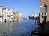 Venice paintings - Grand Canal scene by Unknown