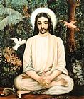 Unknown Jesus Christ painting