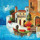Venice paintings - KNI-068 by Unknown