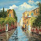 Venice paintings - KNI-211 by Unknown