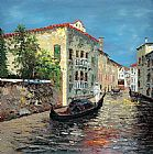 Venice paintings - KNI-212 by Unknown