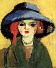 Unknown Kees van Dongen Portrait of Dolly painting