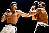 Unknown Muhammad Ali Boxing Fights painting