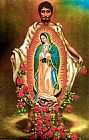 Unknown Our Lady of Guadalupe painting