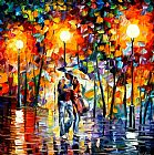 Unknown Romantical Love III painting
