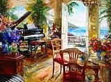 Unknown Summer Symphony painting