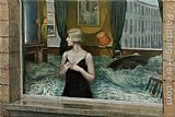 Unknown The trouble with time by Mike Worrall painting