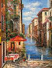 Venice paintings - V002 by Unknown