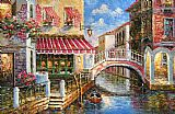 Venice paintings - V006 by Unknown