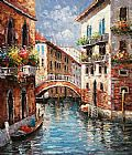 Venice paintings - V008 by Unknown