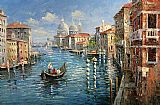 Venice paintings - V012 by Unknown
