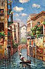 Venice paintings - V014 by Unknown