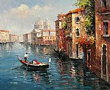 Venice paintings - V015 by Unknown