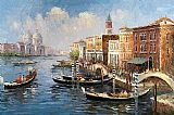 Venice paintings - V016 by Unknown