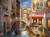 Venice paintings - V024 by Unknown