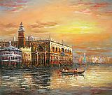 Venice paintings - V029 by Unknown