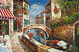 Venice paintings - V030 by Unknown