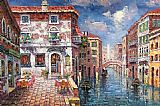Venice paintings - V031 by Unknown