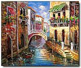 Venice paintings - V032 by Unknown