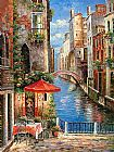 Venice paintings - V034 by Unknown