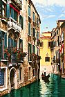 Venice paintings - V038 by Unknown