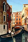 Venice paintings - V039 by Unknown
