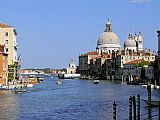 Venice paintings - Venice's Grand Canal by Unknown