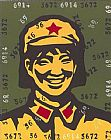 Unknown Wang Guangyi The Belief I painting