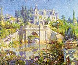 Unknown cooper A California Water Garden at Redlands painting