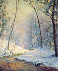 Unknown palmer The Early Snow painting