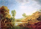 Unknown peeters Landscape with Hills painting