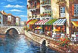 Venice paintings - v041 by Unknown