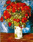 Vincent van Gogh Poppies 1886 painting