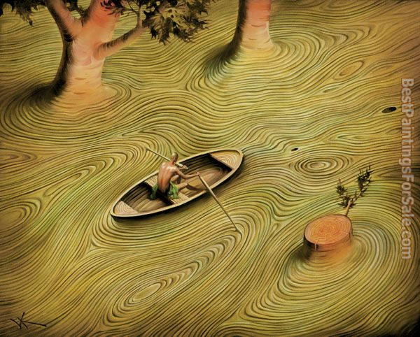 Vladimir Kush Current