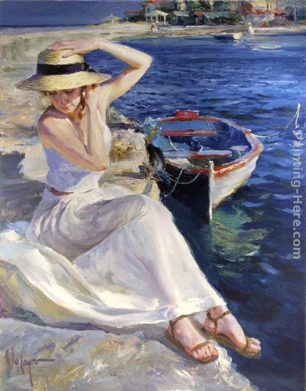 Vladimir Volegov At Water's Edge