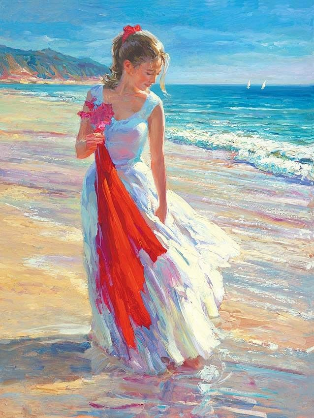 Vladimir Volegov coastal breeze