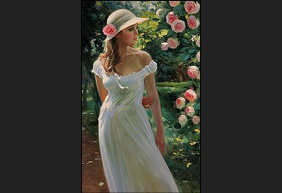 Vladimir Volegov park of rose