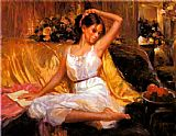 Vladimir Volegov Beauty warm painting