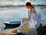 Vladimir Volegov River of Dreams painting