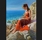by the seaside Canvas Prints - Seaside Sonnet