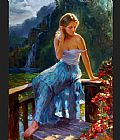 vladimir volegov Paintings - Tropical Afternoon