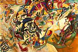 Wassily Kandinsky Composition VII painting