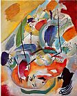 Wassily Kandinsky Improvisation No. 31, Sea Battle painting
