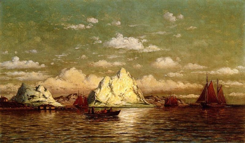 William Bradford Arctic Harbor