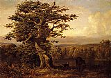 William Holbrook Beard A View in Virginia painting