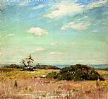 William Merritt Chase Shinnecock Hills, Long Island painting