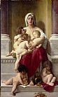 William Bouguereau Charity painting
