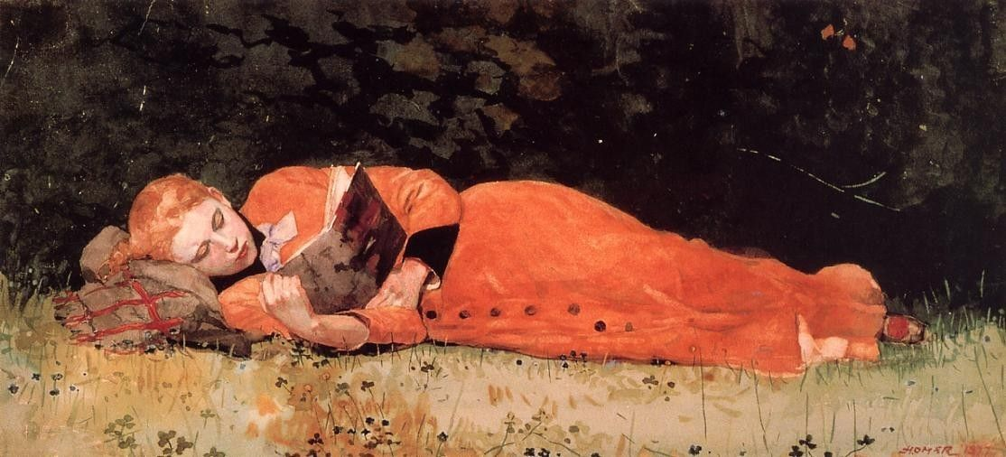 Winslow Homer The New Novel